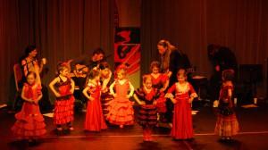 Flamenco Kinder