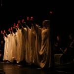 Flamenco Kerzen Tanz
