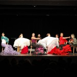 Szene Flamenco in Hamburg